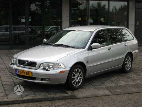 Volvo V40. Tel; 8-633 65075 detales pristatome beveik visoje