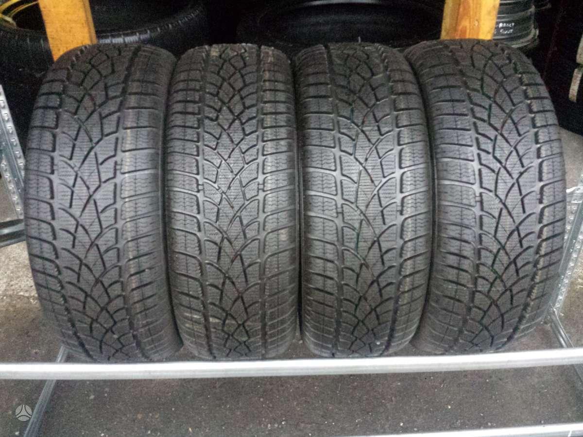 Dunlop SP WINTER SPORT 3D NAUJOS, Žieminės 205/50 r17