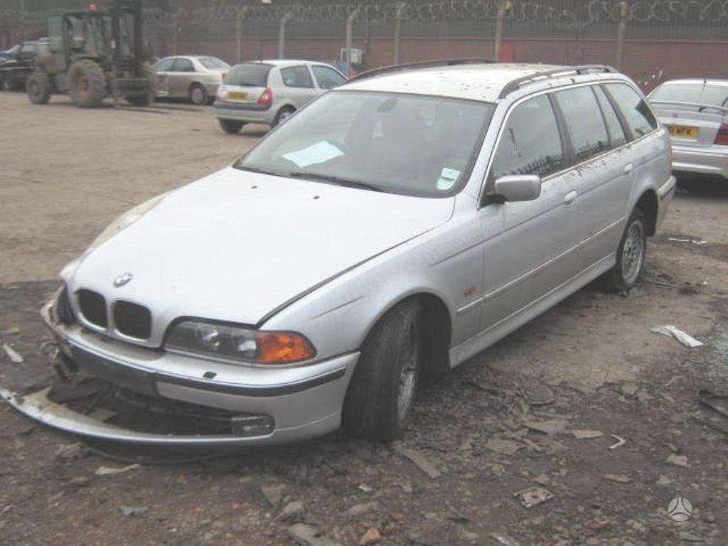 BMW 530. Bmw 530 d 1999m  5 pavaros ,universalas,