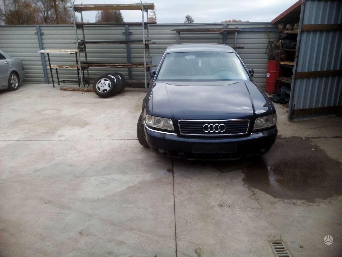 Audi A8 dalimis. Automobiliu dalys......automobiliu remontas.....