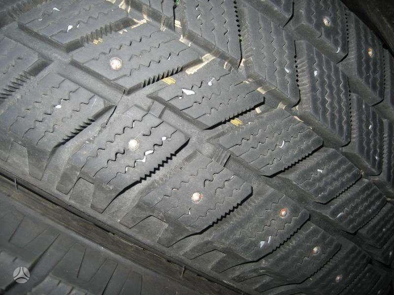Continental SUPER KAINA, Žieminės 205/55 R16