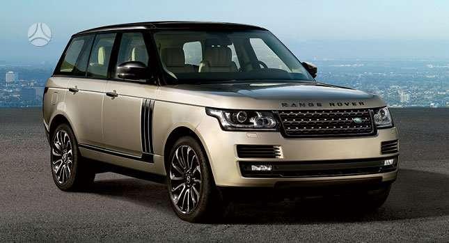 Land Rover Range Rover dalimis. !!!! naujos originalios dalys !!!