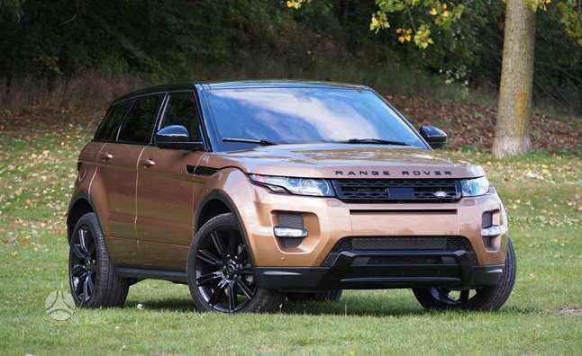Land Rover Evoque dalimis. !!!! tik naujos originalios dalys !!!!