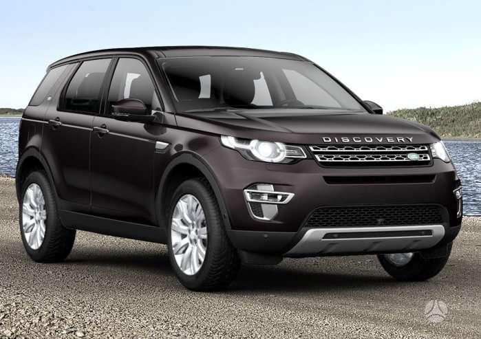Land Rover Discovery dalimis. !!!! naujos originalios dalys !!!!