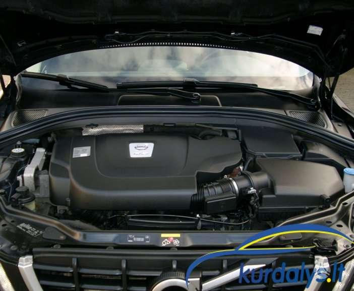 Volvo XC60 variklis