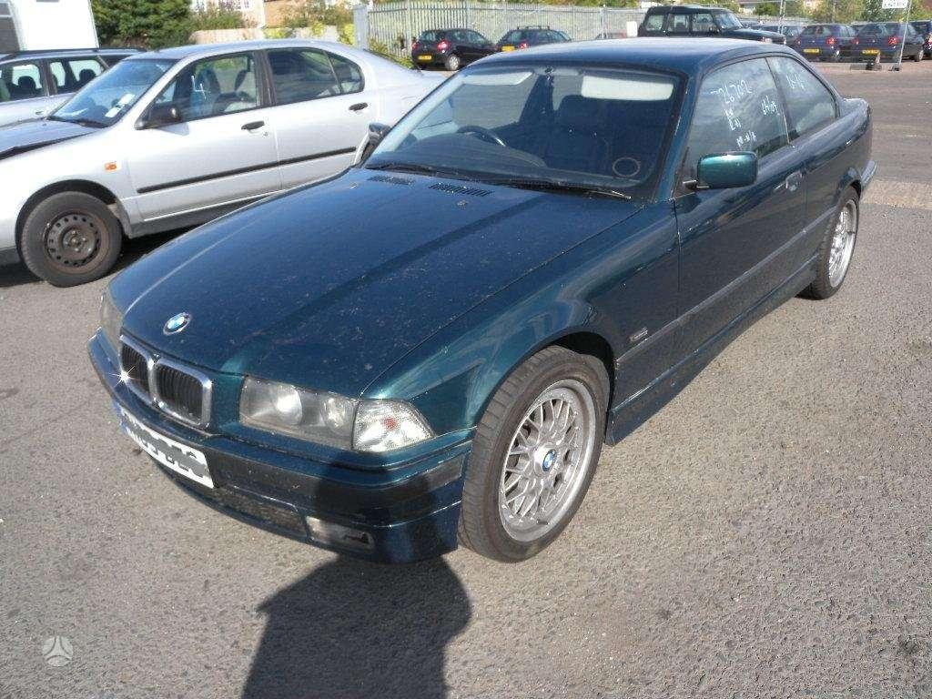 BMW 328. Bmw 328 1997m cupe, automatine pavaru deze,klimato