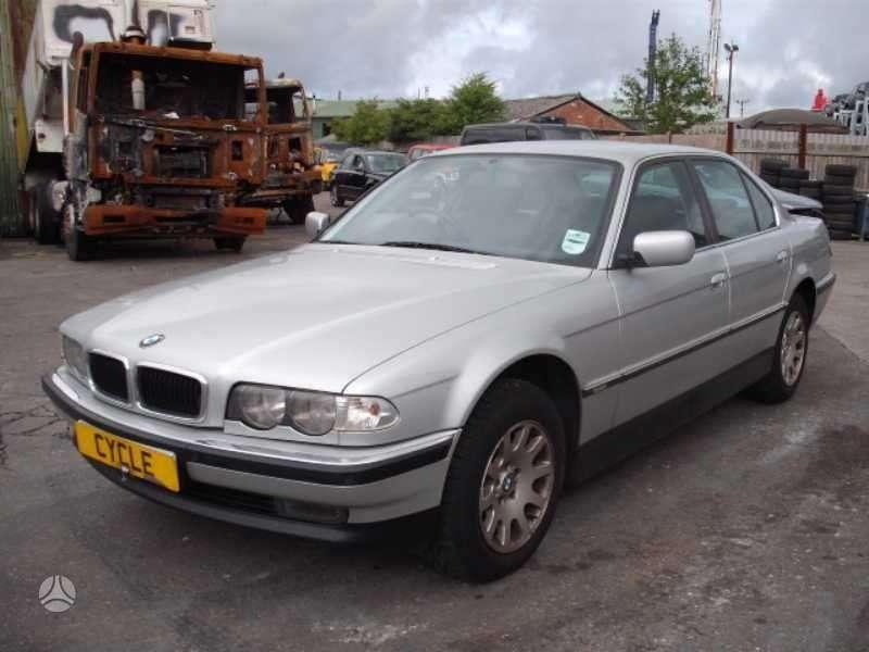 BMW 728. Bmw 728 2000m, automatine pavaru deze, lieti ratai,