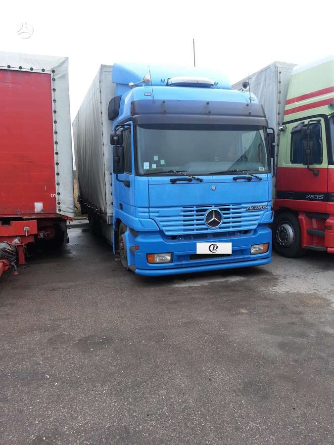 Mercedes-Benz Actros, sunkvežimiai