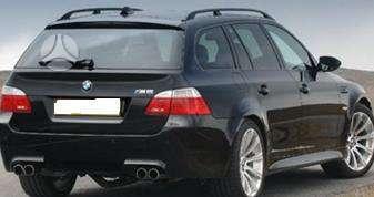 BMW 5 serija dalimis. Pigios kėbulo dalys, žibintai, radiatoriai.