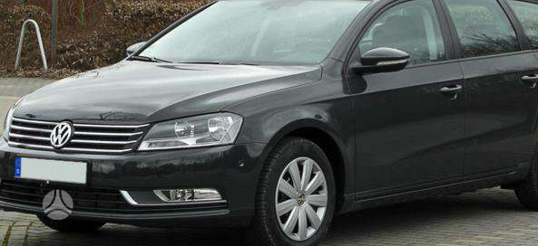 Volkswagen Passat dalimis. Pigios kėbulo dalys, žibintai,