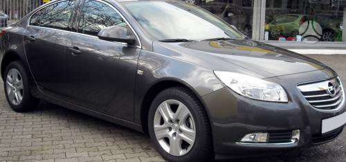 Opel Insignia dalimis. Pigios kėbulo dalys, žibintai,