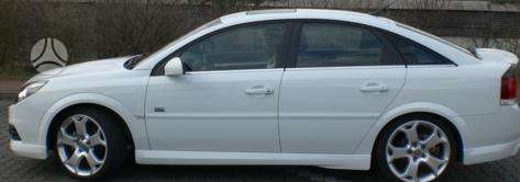 Opel Vectra dalimis. Pigios kėbulo dalys, žibintai, radiatoriai.