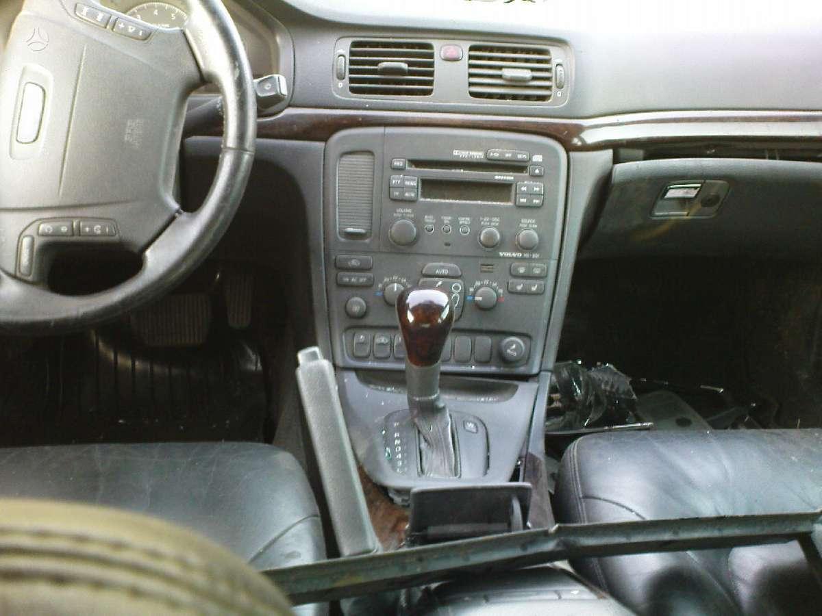 Volvo S80 dalimis. Iš prancūzijos. esant galimybei, organizuojam