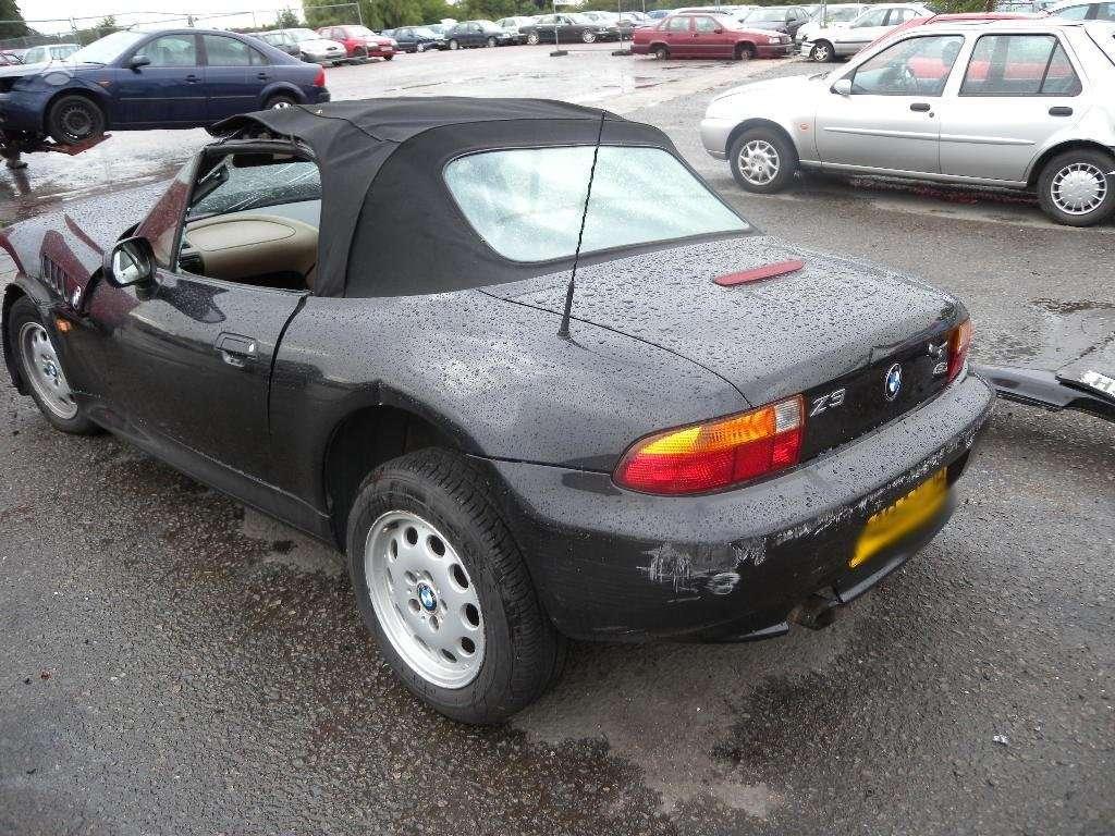 BMW Z3. Bmw z3 1997m, 5 pavaros,kondicionierius,lieti ratai .