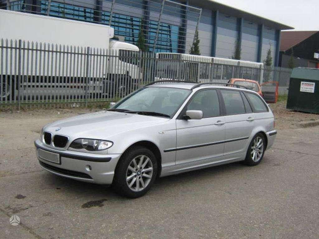 BMW 320. Bmw 320 d tauringas, dyzelis, 5 pavaros, lieti ratai,