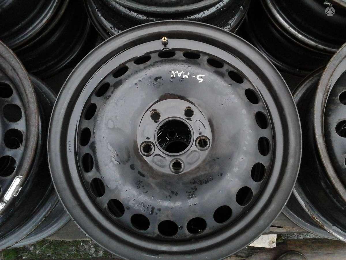 Ford S- MAX, plieniniai štampuoti, R16