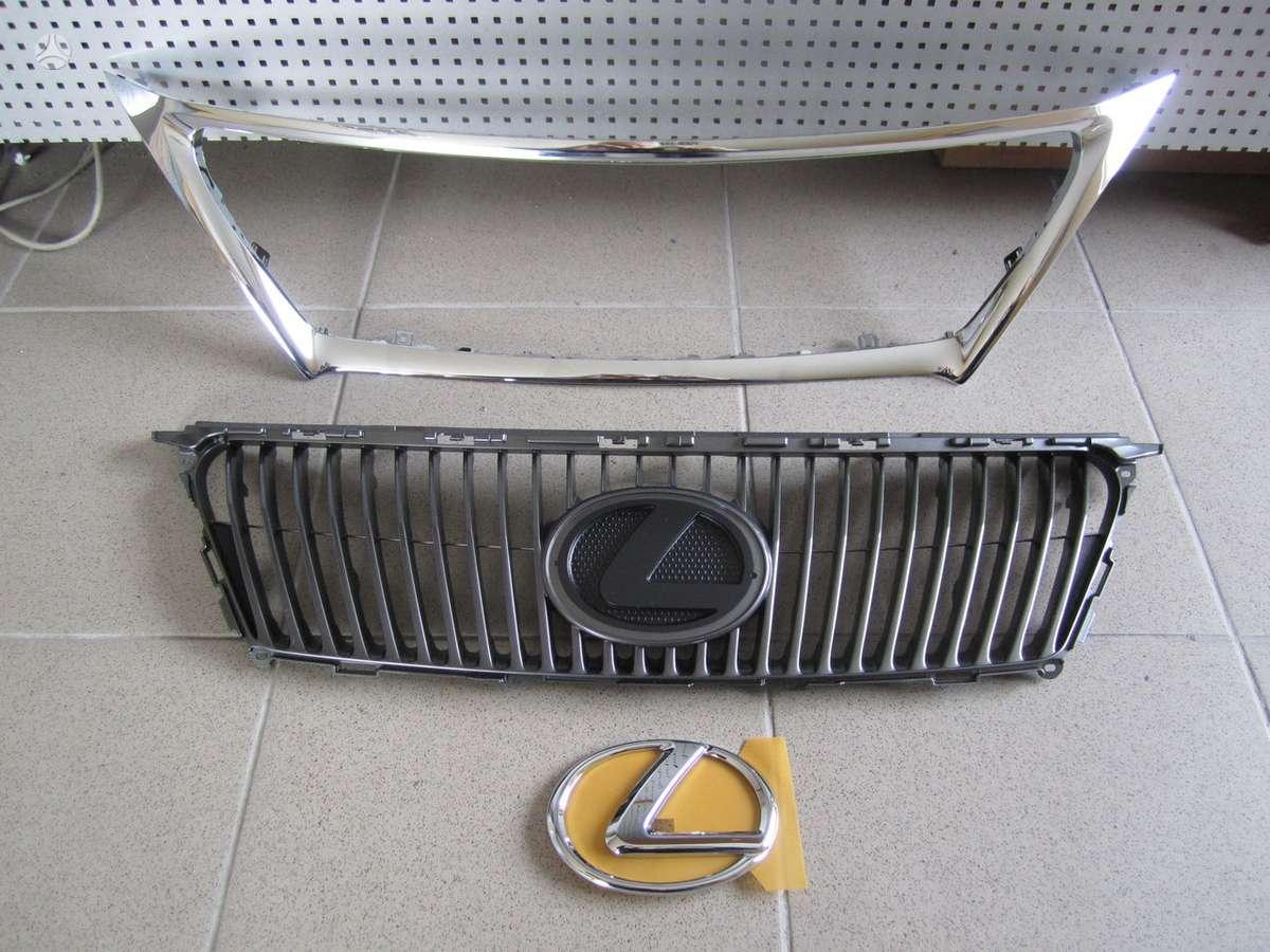 Lexus IS 250. Naudotos ir naujos japoniškų ir korėjietiškų