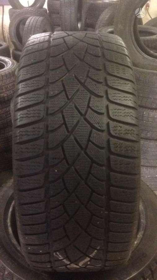 Dunlop Winter Sport 3D, universaliosios 205/50 R17