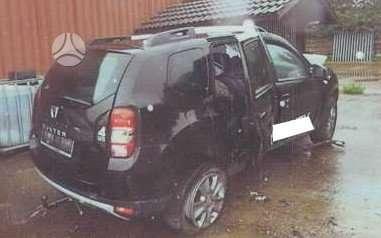 Dacia Duster. Is vokietijos