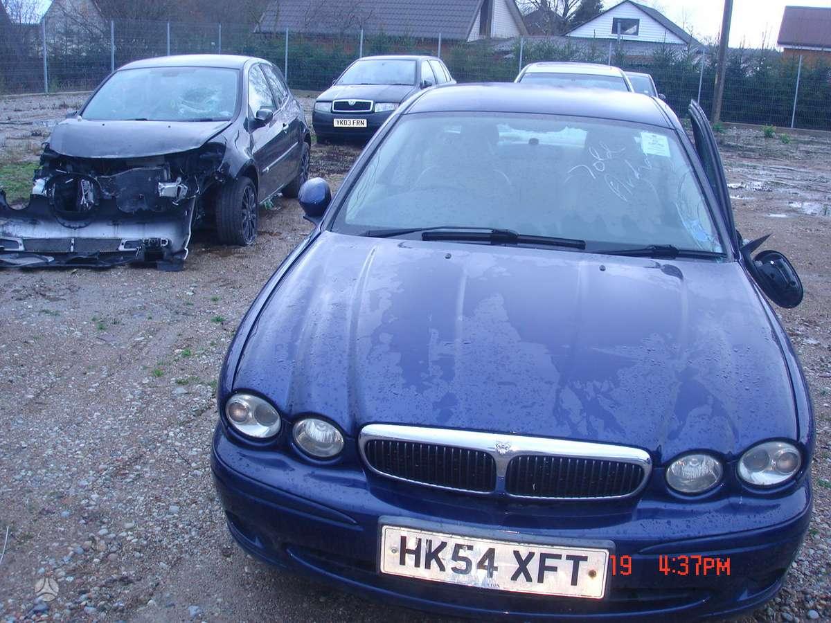 Jaguar X-Type. Naudotos automobilių dalys. kretingos r., jokū