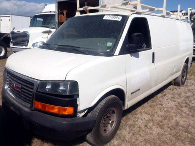 Chevrolet Express dalimis. Used and new parts for us cars.