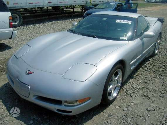 Chevrolet Corvette dalimis. used and new parts for us cars.