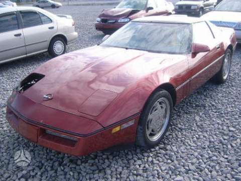 Chevrolet Corvette dalimis. 1996, 1994, 1988 .    parts