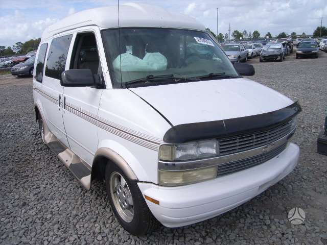 Chevrolet Astro dalimis. Used and new parts for us cars.