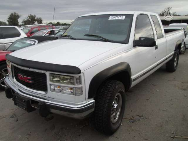GMC Sierra dalimis. Used and new parts for us cars. possible to