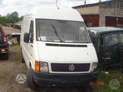 Volkswagen LT-35, krovininiai mikroautobusai