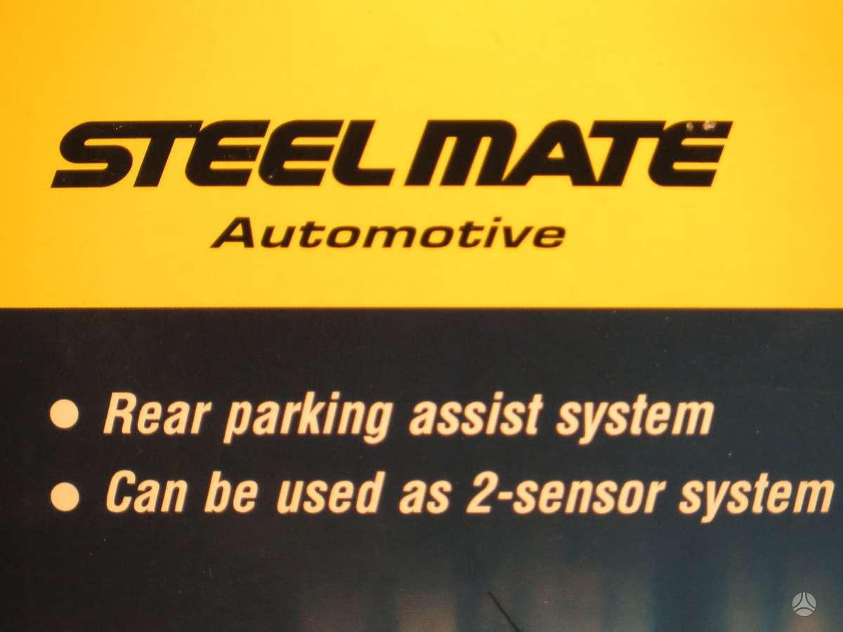 -Kita- STEEL-MATE, parkavimo sistemos