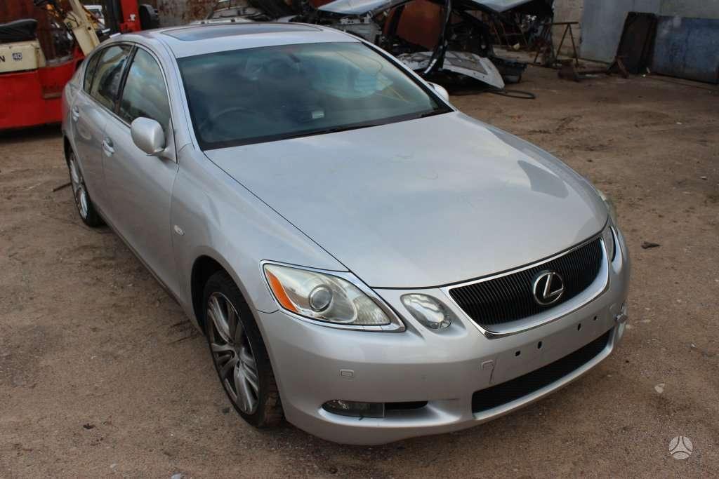 Lexus GS 450 dalimis