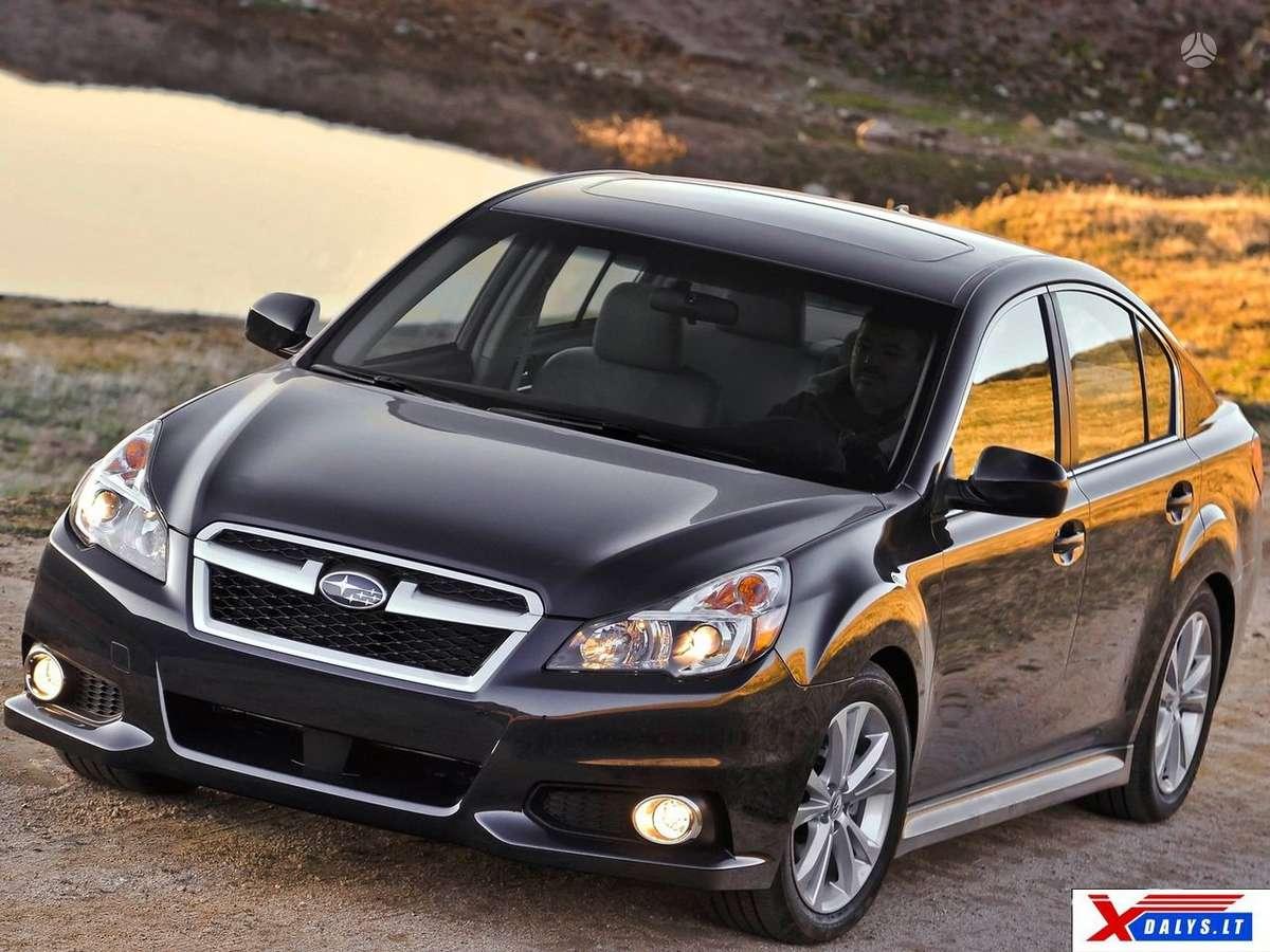 Subaru Legacy dalimis. Xdalys.lt  bene didžiausia naudotų ir