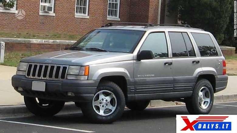 Jeep Cherokee dalimis. Jau dabar e-parduotuvėje www.xdalys.lt jū