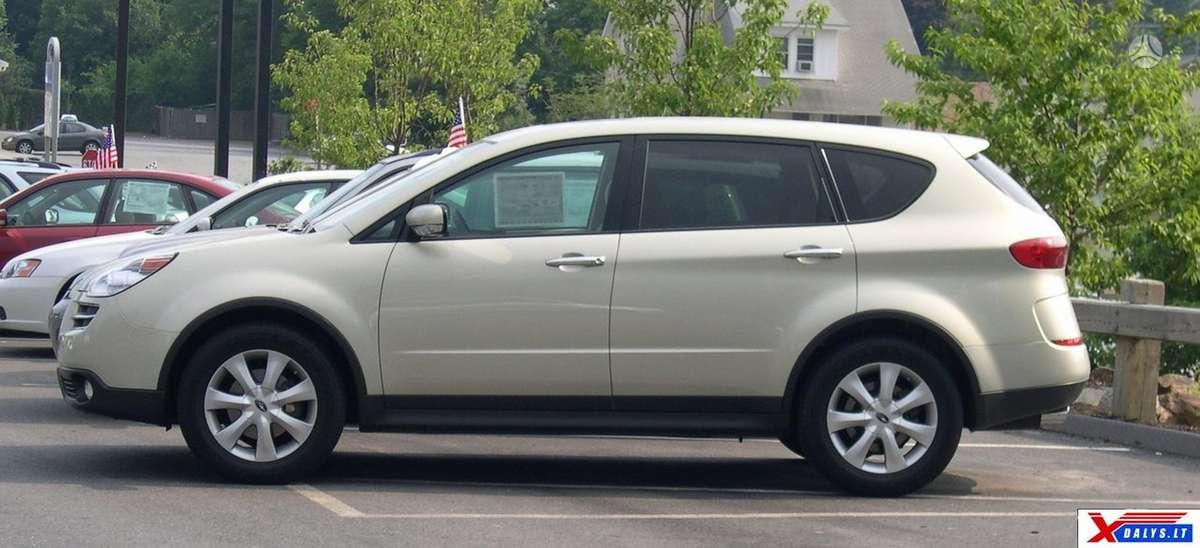 Subaru Tribeca dalimis. Xdalys.lt  bene didžiausia naudotų ir