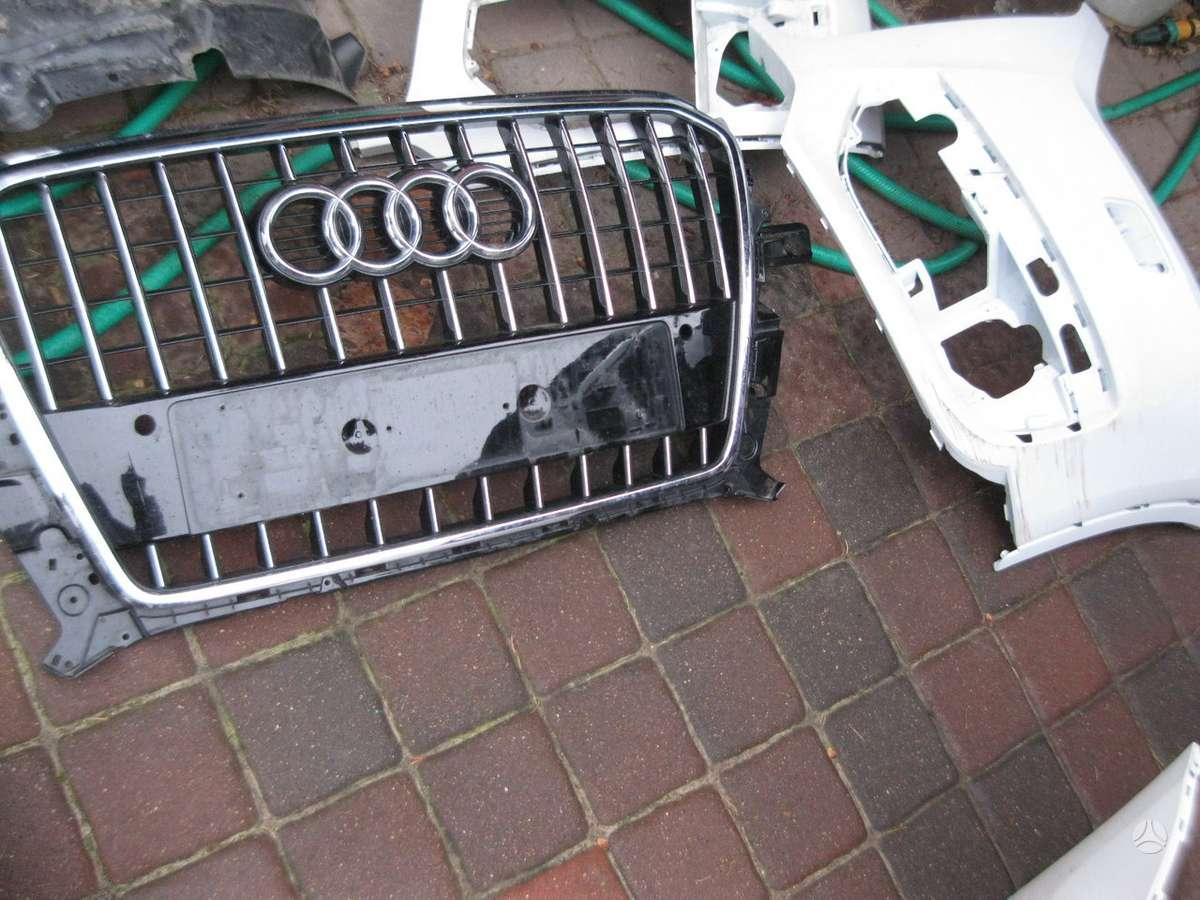 Audi Q5. - groteles--- xsenon blokeliai