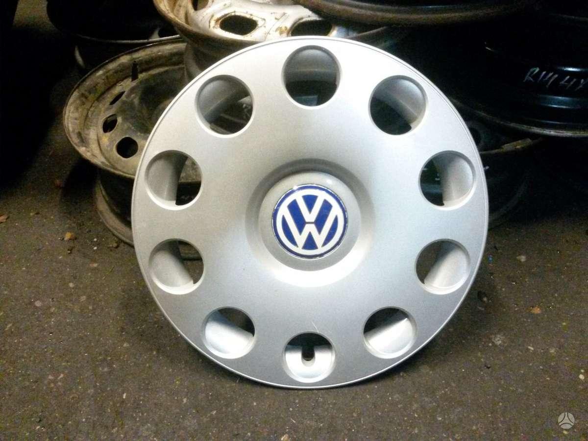 Volkswagen ORIGINALUS R15, ratų gaubtai, r15