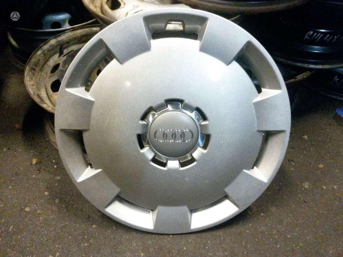 Audi ORIGINALUS R16, ratų gaubtai, r16