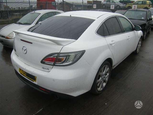 Mazda 6 dalimis. Is anglijos, srs, abs, lieti ratai, 2.5l