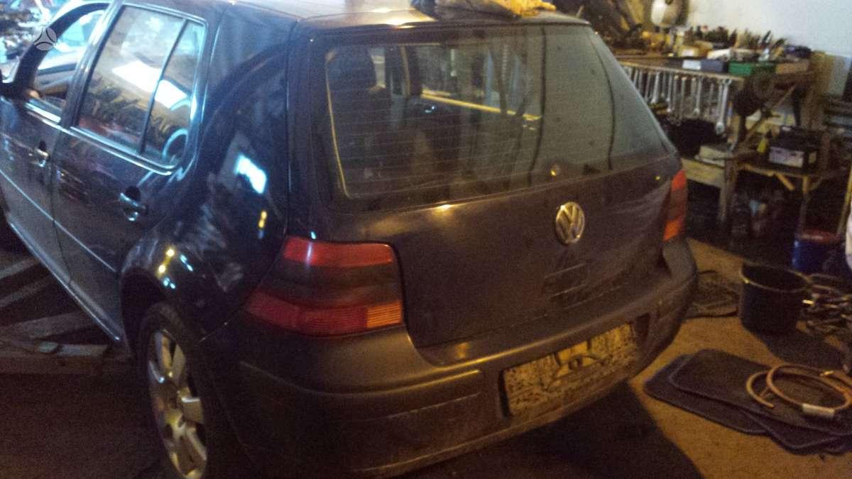 Volkswagen Golf. Vw golf 00m. 1.9tdi,,dalimis,,recaro salonas...
