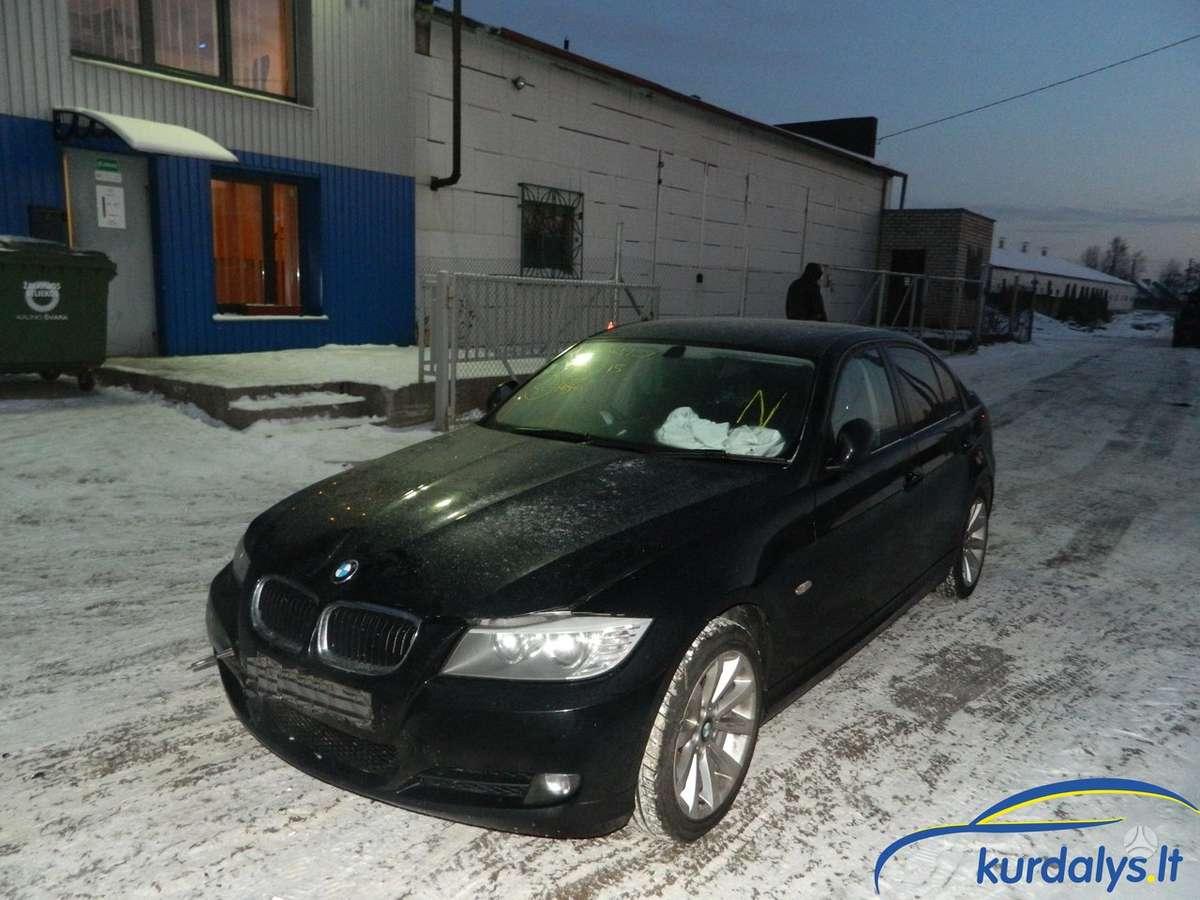 BMW 3 serija. Turime ir daug kitų automobilių dalimis. bmw 318i,