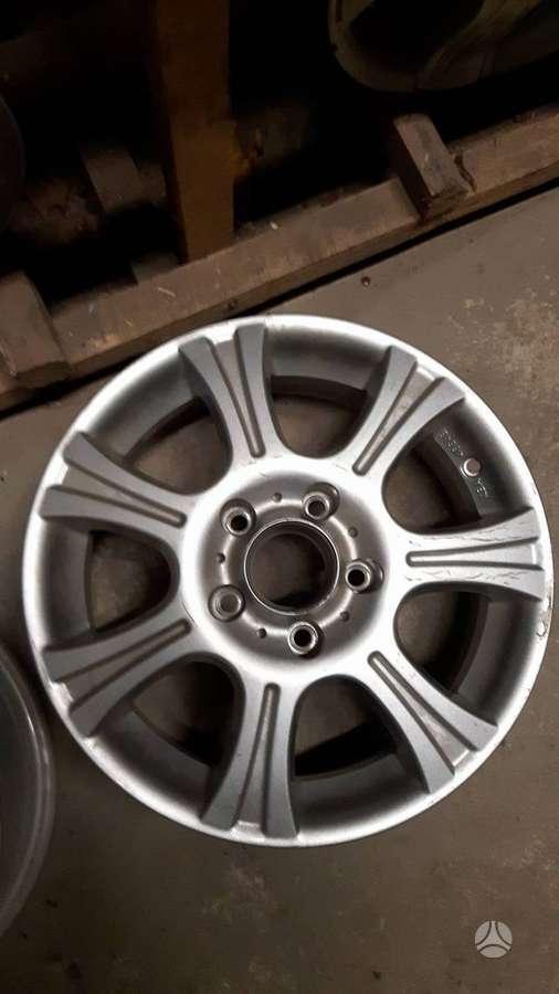 Volkswagen, lengvojo lydinio, R16