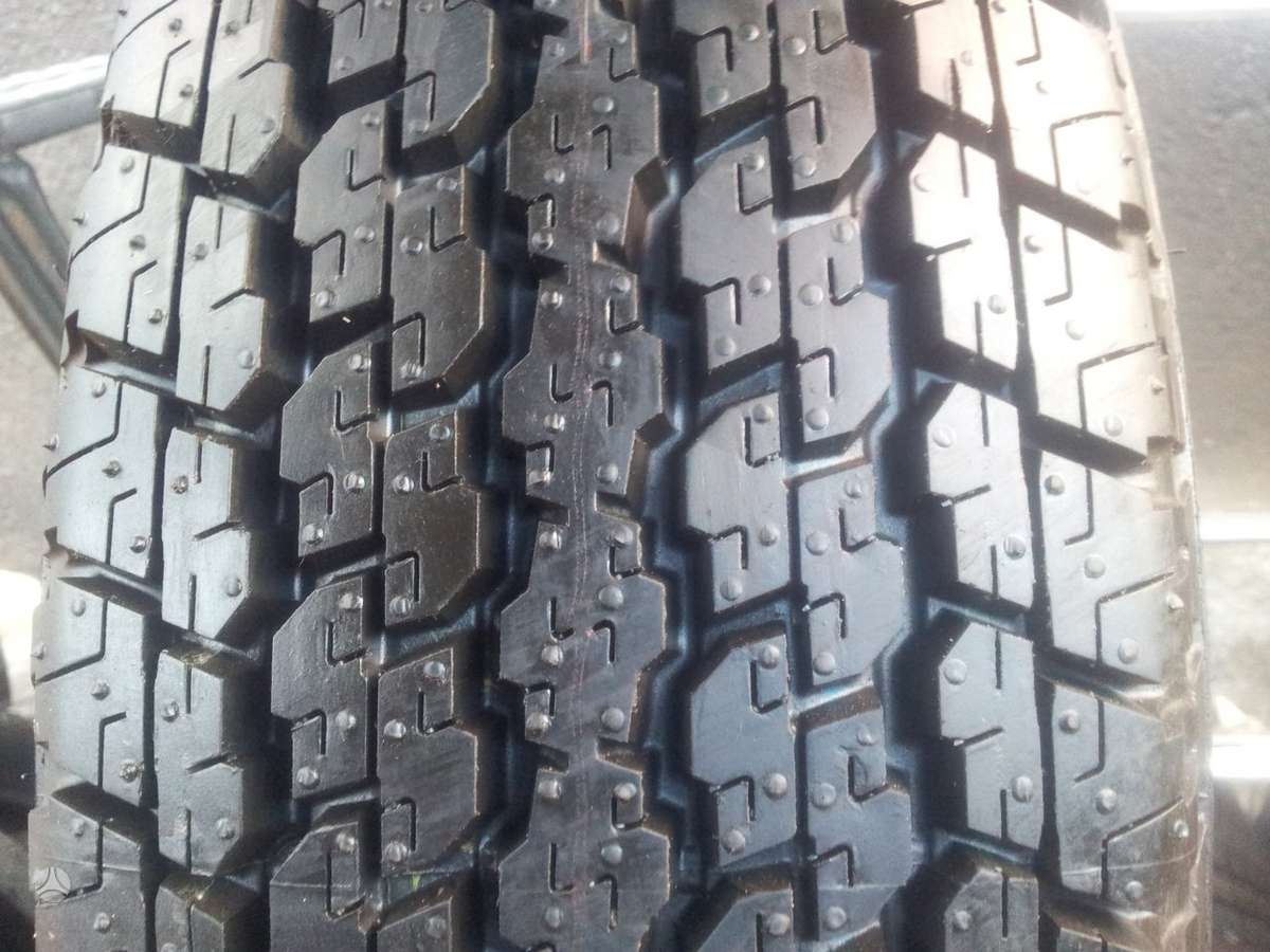 Bridgestone Dualer H/T 840 NAUJA, vasarinės 205/80 R16