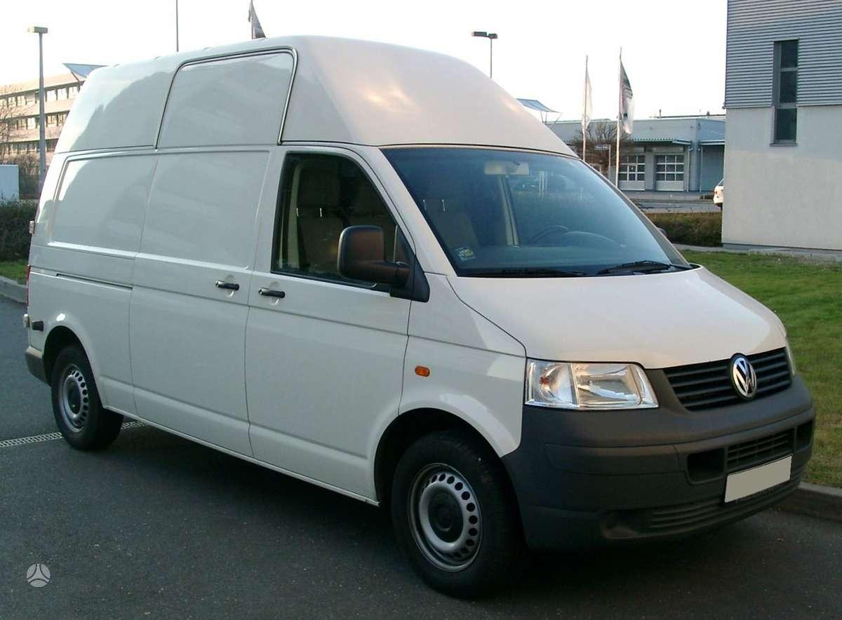 Volkswagen Transporter. 4x4 rida 178000