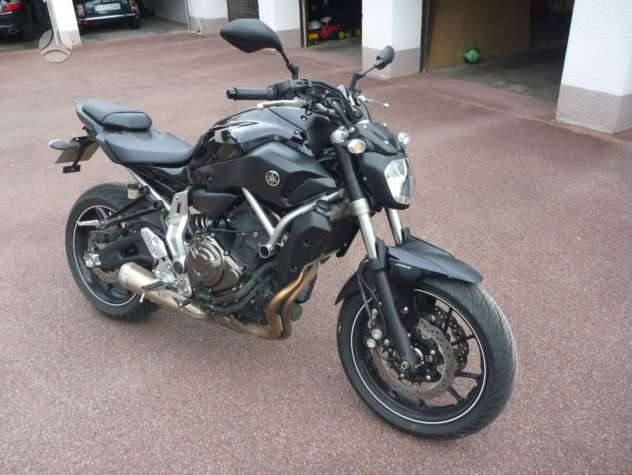 Yamaha MT, street / klasikiniai