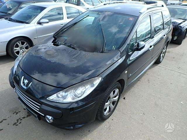 Peugeot 307 dalimis. Turime ir kitu spalvu 307 pezo.2.0 ir 1.6