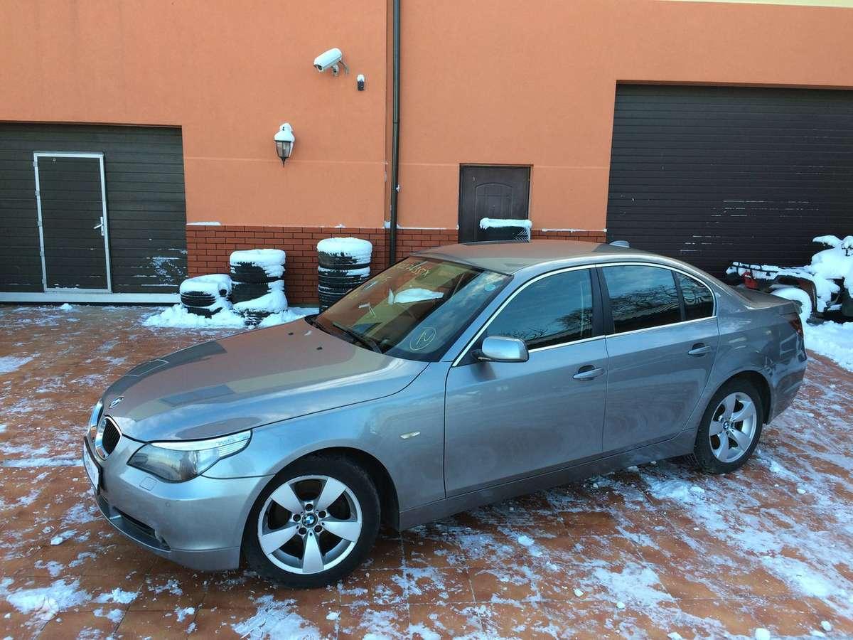 BMW 520 dalimis. Bmw520i 2004m.  bmw520d 2006m. bmw525d 2004-