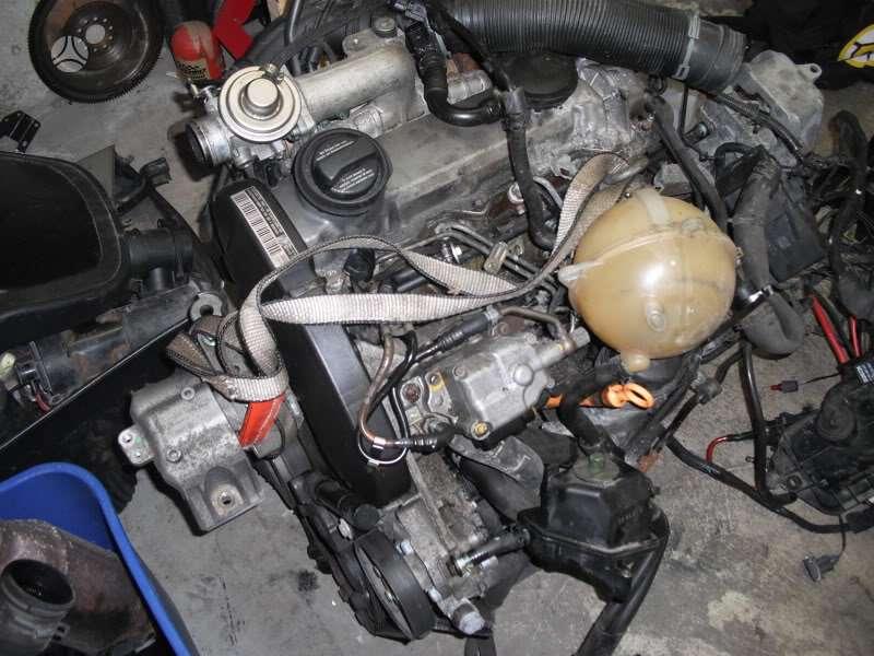 Volkswagen Golf dalimis. 66 kw ir 81 kw, mechanine ir automatas