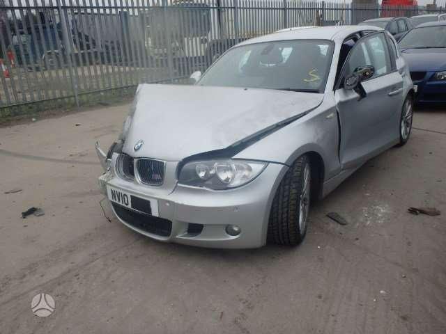 BMW 120. Automobilis parduodamas dalimis turime daugiau sitos
