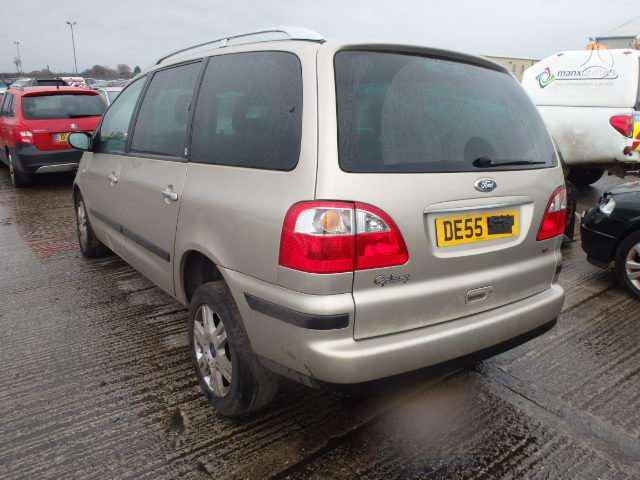 Ford Galaxy. 6 begiai